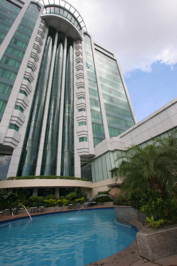 Pan Pacific Manila  Hotel