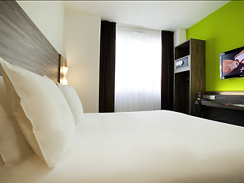 ibis Styles Rennes Centre Gare Nord (ex all seasons) Muut