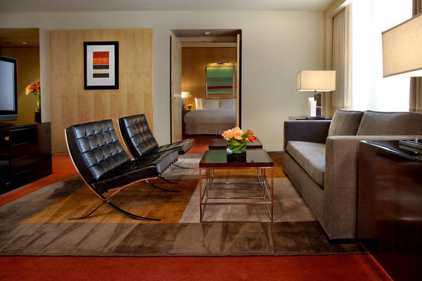 Sofitel Chicago Watertower Suite