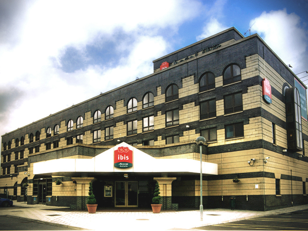 Hotel Ibis Southampton Centre Vista exterior