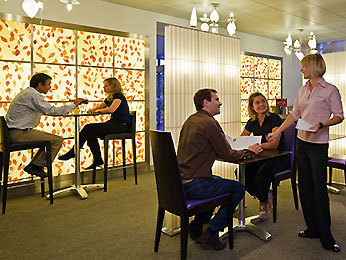 Novotel Bordeaux Le Lac Bar/Lounge