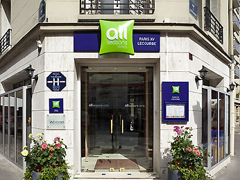 ibis Styles Paris XV Lecourbe (ex all seasons) 