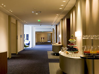 Novotel Convention & Wellness Roissy CDG Sala congressi