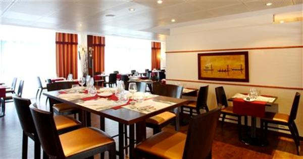 ibis Styles Antibes (ex all seasons) Gastronomie