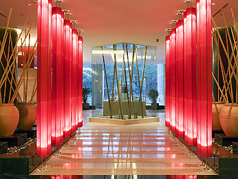 Sofitel Xian on Renmin Square Lobby