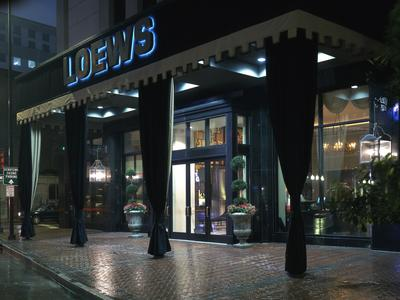 Loews New Orleans Hotel  Hotel