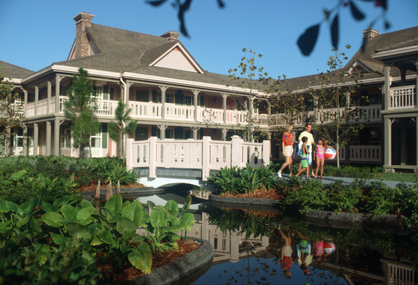 Disney's Port Orleans - Riverside