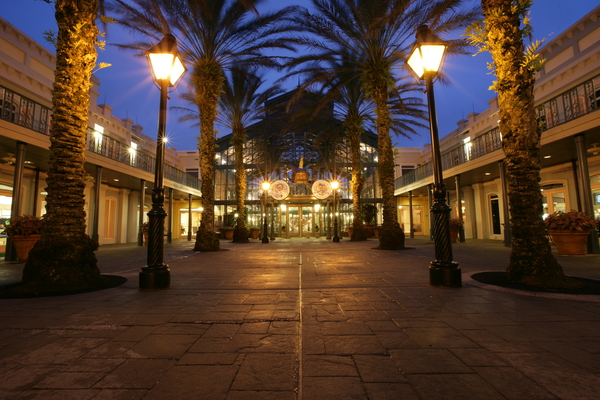 Disney&#039;s Port Orleans - French Quarter 