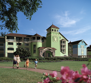 Disney&#039;s Saratoga Springs Resort &amp; Spa 