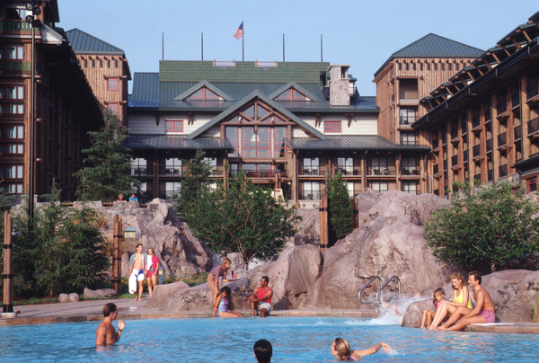 Disney&#039;s Wilderness Lodge 