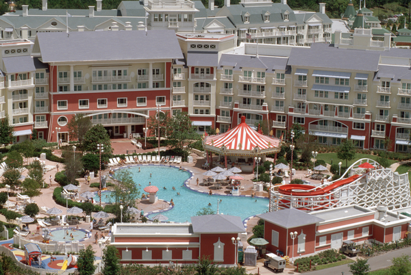 Disney&#039;s Boardwalk Inn Resort 