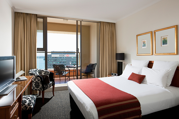 Quay West Suites Auckland Oda grnm