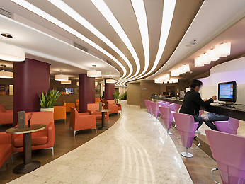 Mercure Budapest City Centre Widok z zewntrz