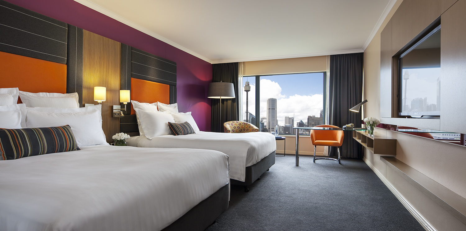 Pullman Sydney Hyde Park Room picture