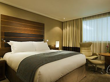 Sofitel London Heathrow Fasad