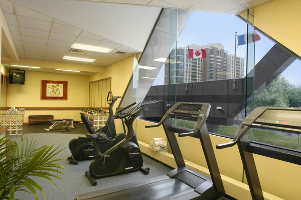 Novotel Toronto North York HealthClub