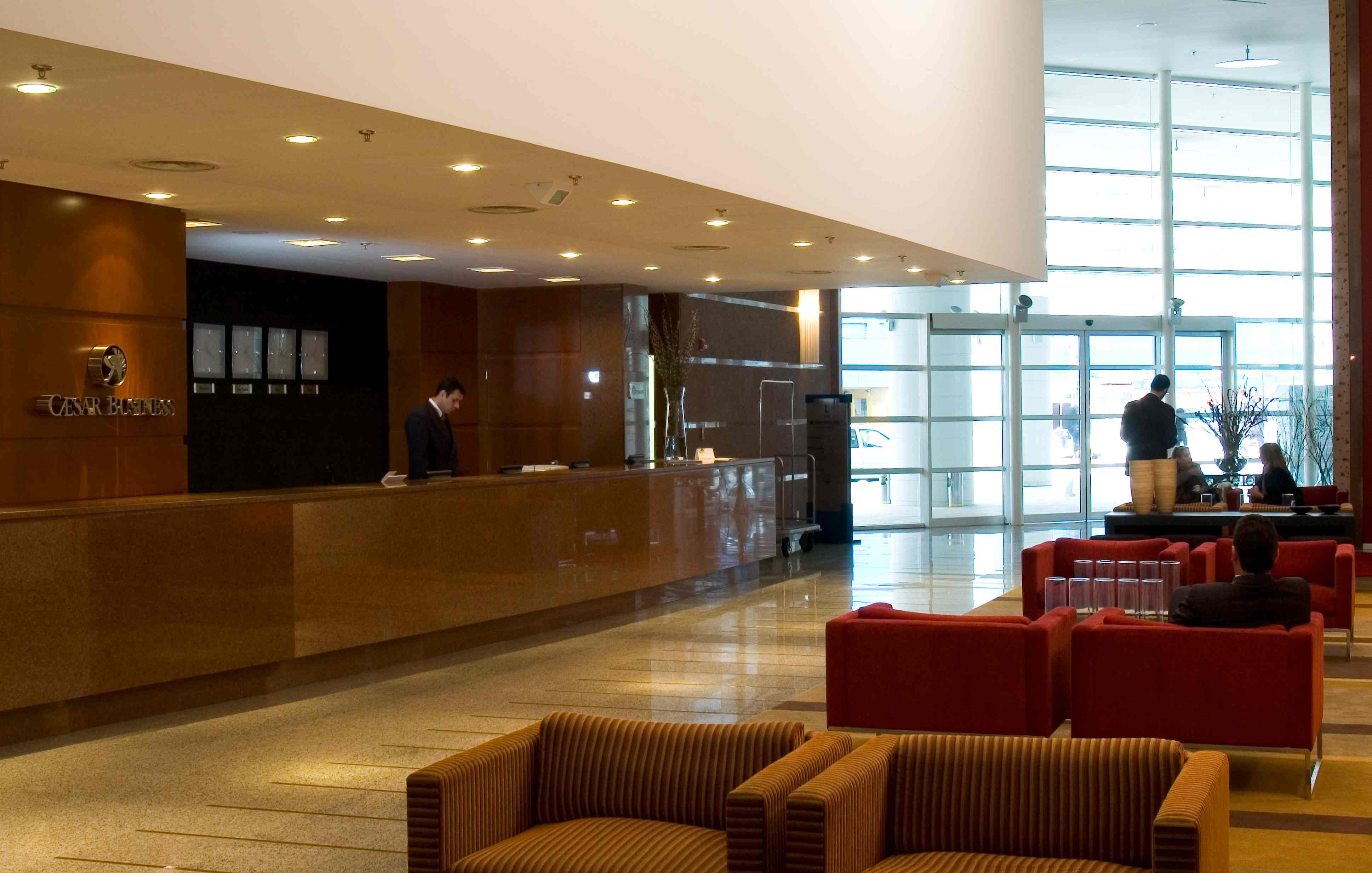 Caesar Business Sao Paulo Faria Lima Managed by Mercure LobbyView
