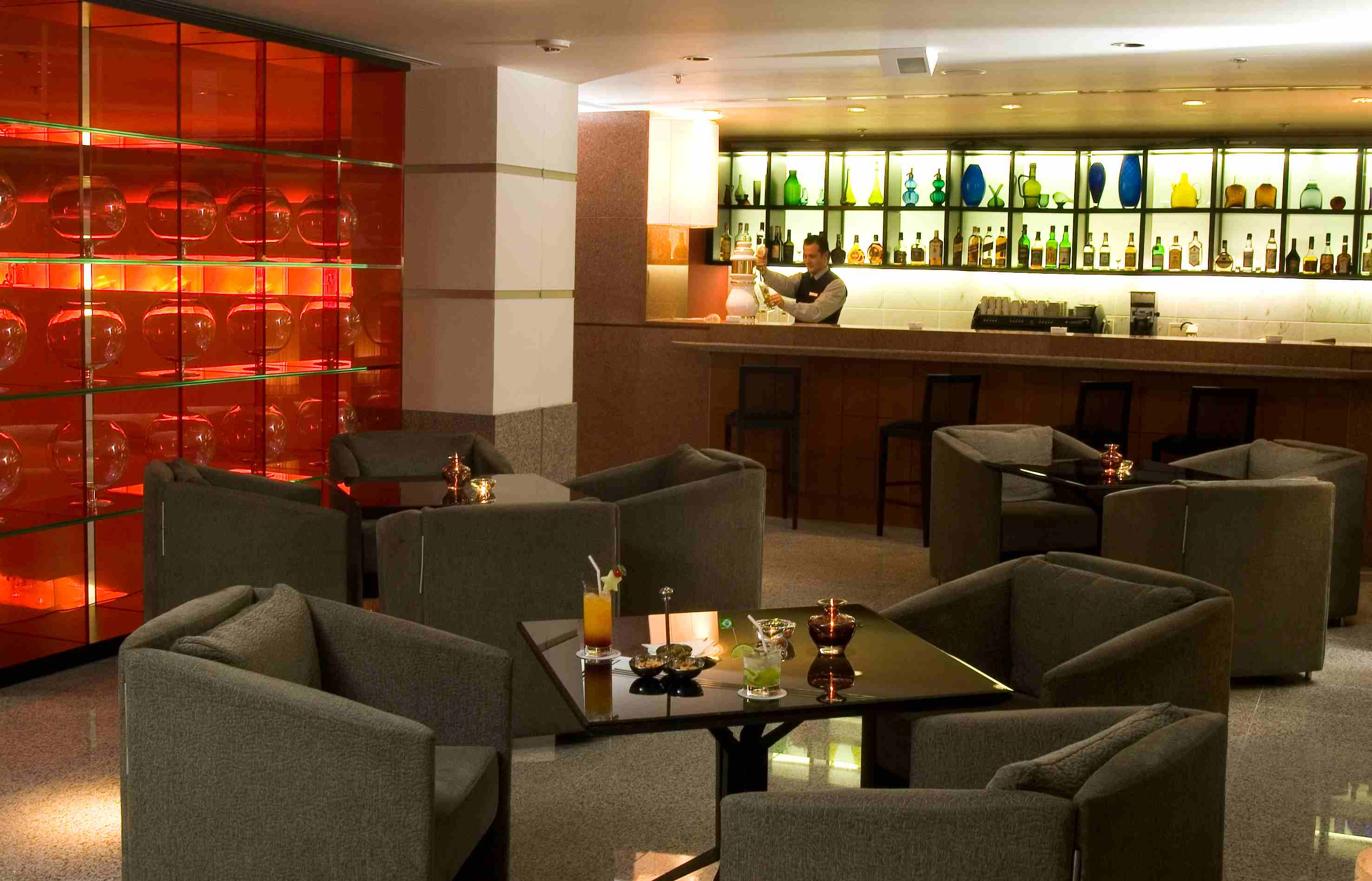 Caesar Business Sao Paulo Faria Lima Managed by Mercure Bar/Lounge