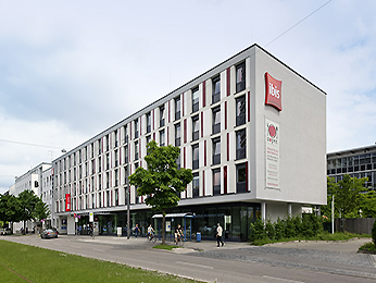 Ibis Muenchen City West Kilts a szabadba