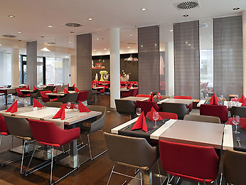 Ibis Muenchen City West tkezs