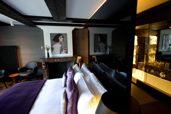 Canal house luxury hotel in amsterdam netherlands slh for Best luxury hotel in amsterdam
