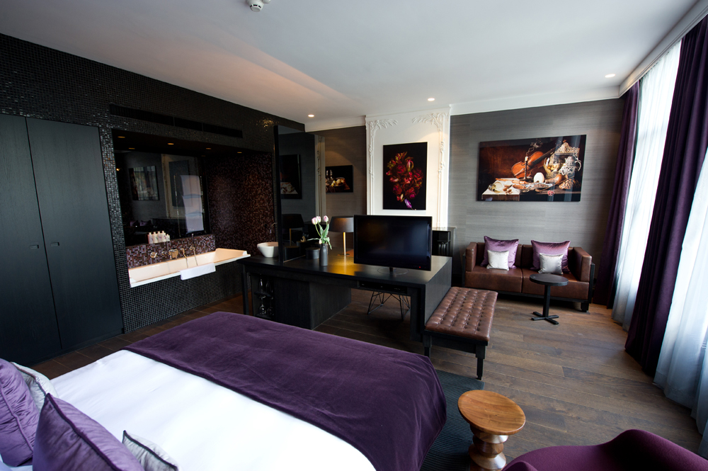 Canal house luxury hotel in amsterdam netherlands slh for Design hotel eifel bewertung
