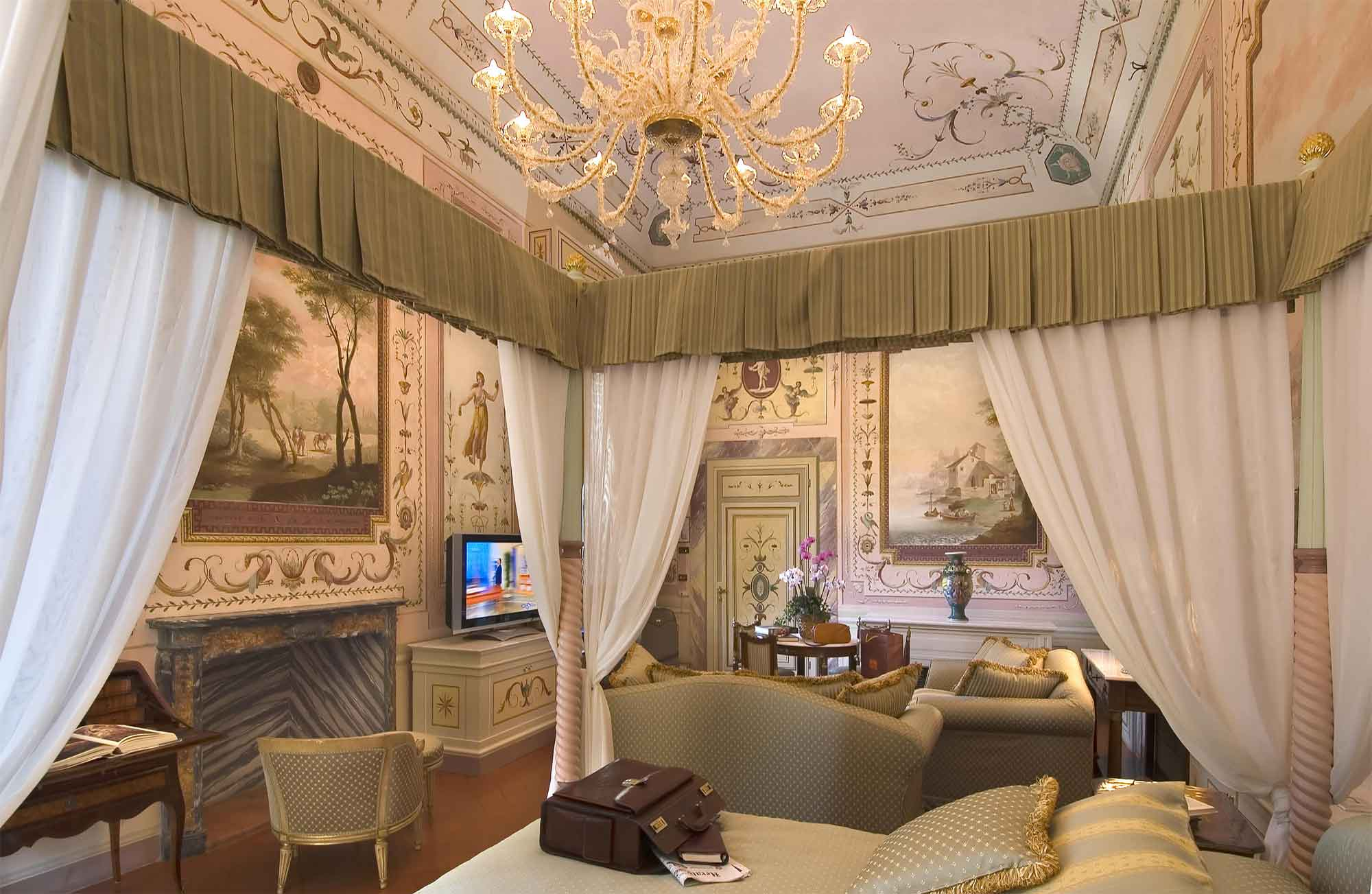 Villa Olmi Resort Firenze - MGallery Collection Suite