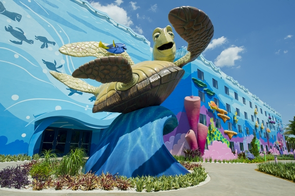 Disney&#039;s Art of Animation Resort 
