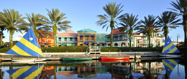 Disney&#039;s Caribbean Beach Resort 