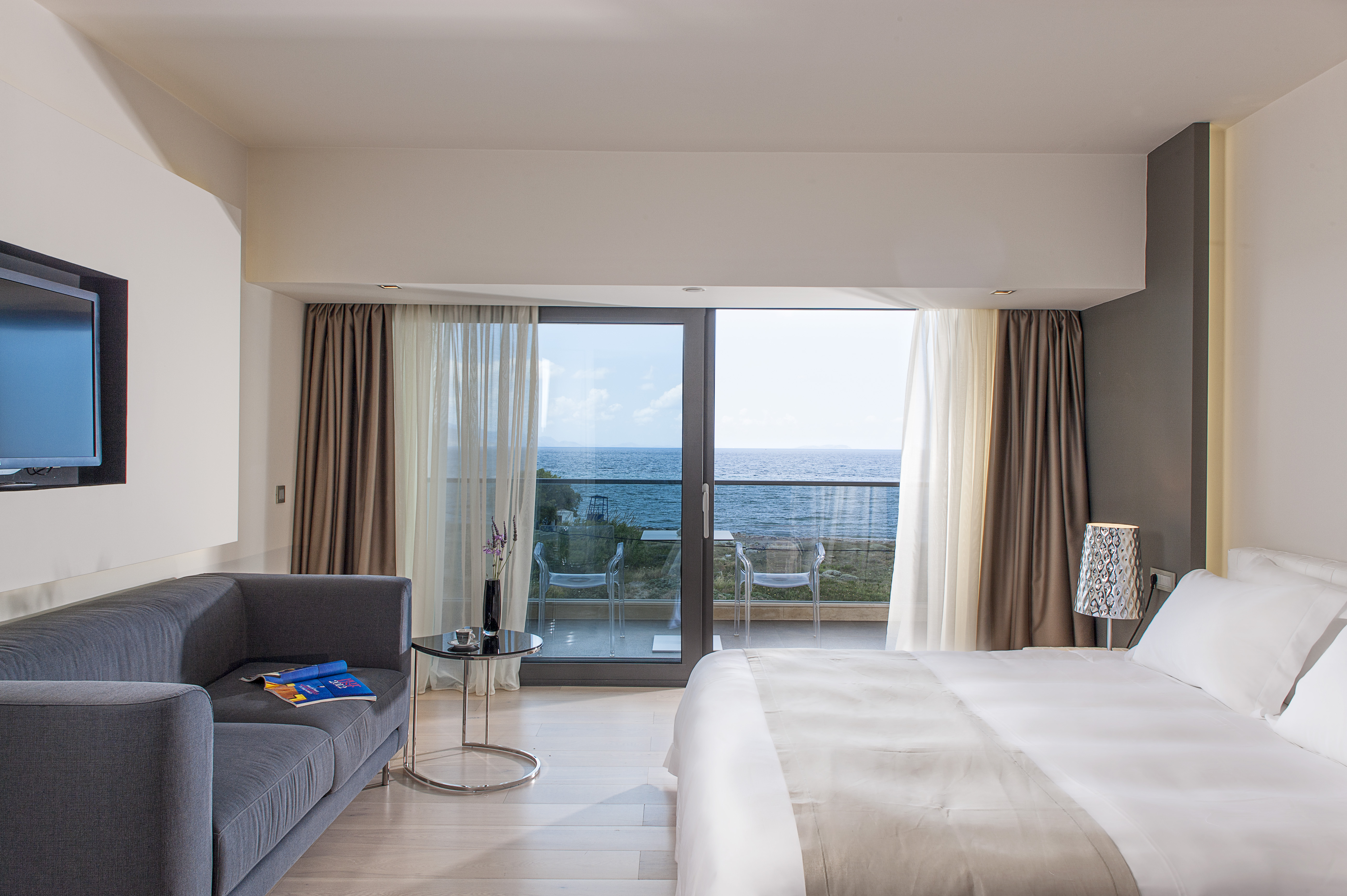 Aqua blu boutique hotel spa luxury hotel in kos greece for Design hotel kos