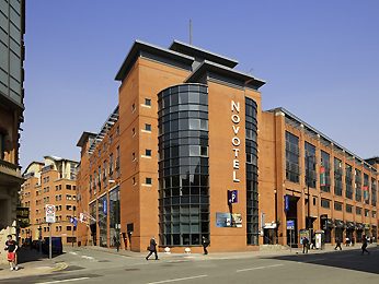Novotel Manchester Centre 