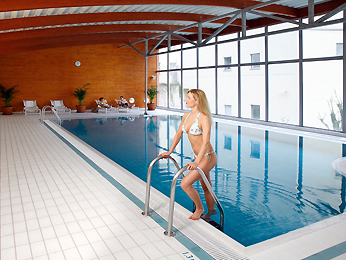Novotel Wenceslas Square Strefa wellness