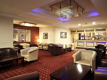 Mercure Newcastle George Washington Hotel Golf and Spa Gastronomia