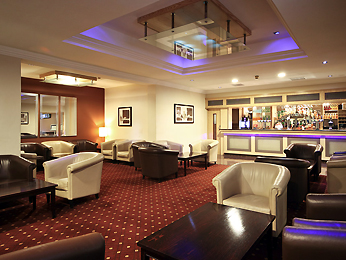 Mercure Newcastle George Washington Hotel Golf and Spa LobbyView
