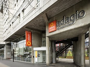 Adagio Access Paris La Villette 外视图