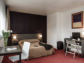 Adagio Access Paris La Villette Chambre