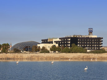 Mercure Thalasia Costa de Murcia Vue extrieure