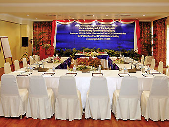 Mercure Vientiane Sala de conferncias