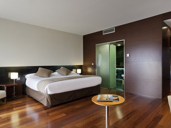 Mercure Thalasia Costa de Murcia Chambre