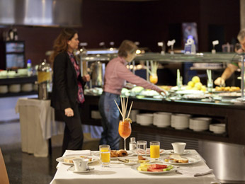 Mercure Thalasia Costa de Murcia Restauration