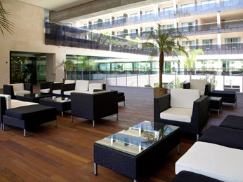 Mercure Thalasia Costa de Murcia LobbyView