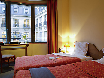 Adagio Access Paris Tilsitt Champs Elysees Chambre