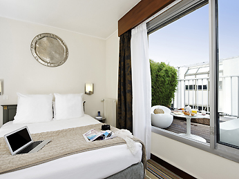 Mercure Paris Bastille Saint Antoine Pokoj