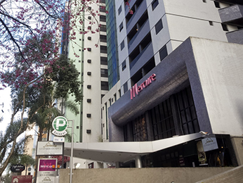 Mercure Apartments Curitiba Sete de Setembro 