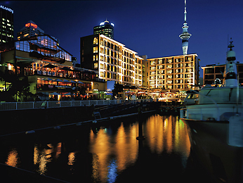 The Sebel Suites Auckland Fasad