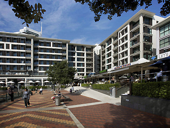 The Sebel Suites Auckland Vista exterior