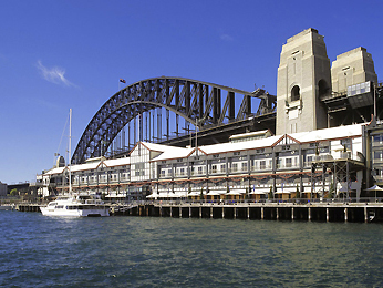 The Sebel Pier One Sydney Buitenaanzicht