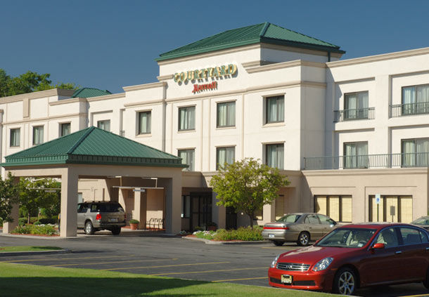 Courtyard by Marriott Albany Airport  Hotel