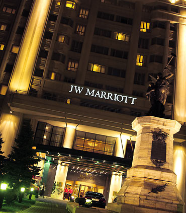 JW Marriott Bucharest Grand Hotel  Hotel