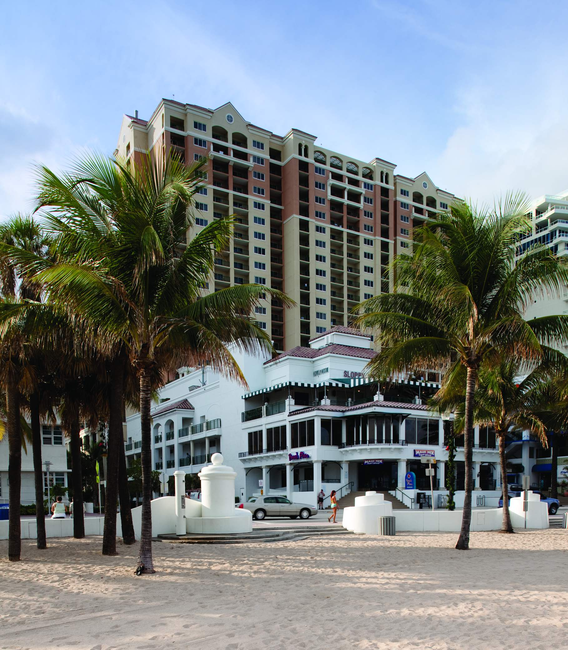 Marriott's BeachPlace Towers  Hotel